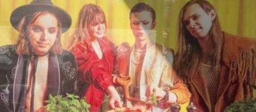 Maneskin: in Lettonia si usano dei sosia del gruppo per una pubblicità.