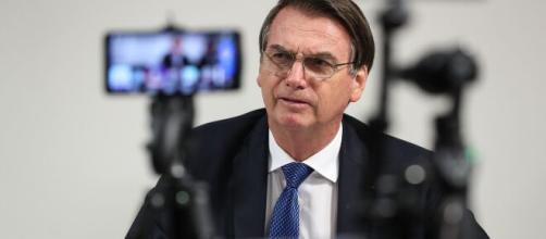 Presidente Bolsonaro criticou vacina coronavac, afirmando que ela tem apresentado problemas em alguns países (Marcos Corrêa/PR)