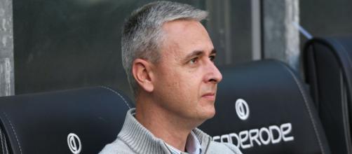 Tiago Nunes vê jogo como evolução no Grêmio (Bruno Baggio/Athletico-PR)