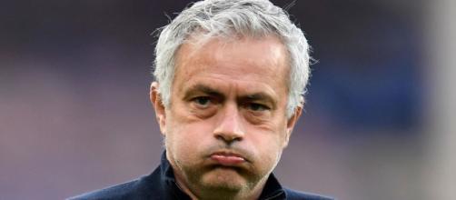 screen Twitter Mourinho page fan