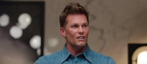 """Tom Brady during his appearance on HBO's """"The Shop"""" (Image source: HBO/YouTube)"""