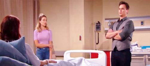 Beautiful, anticipazioni nuove puntate: Flo e Steffy in ospedale.