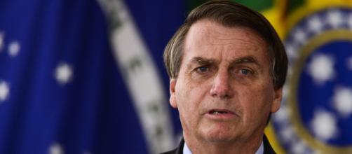 Bolsonaro enalteceu o trabalho dos produtores rurais durante à pandemia da Covid-19 (Agência Brasil)
