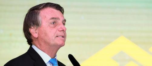 Bolsonaro fala sobre caso Covaxin (Marcos Corrêa/PR)