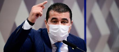 Deputado diz que Bolsonaro não tem controle sobre o Ministério da Saúde (Pedro França/Agência Senado