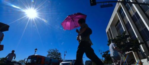 Heatwave continues to hit the Northwest (Image source: NBC News/YouTube)