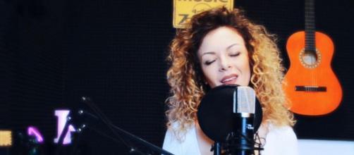 In foto la cantante Federica Pento.