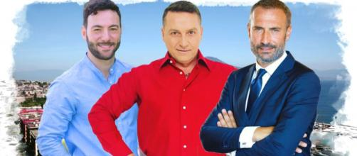 Un posto al sole, Samuele Cavallo, Cosimo Alberti e Giorgio Borgetti in un'ipotetica nuova sigla.