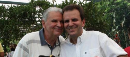 Pai do prefeito Eduardo Paes morre vítima da Covid-19 (Reprodução/Redes sociais)