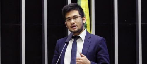 Antes apoiador, Kataguiri também cobra explicações do governo Bolsonaro pelo chamado 'Bolsolão' (Luis Macedo/Câmara dos Deputados)