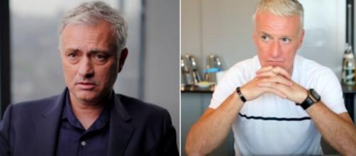 José Mourinho se paye Didier Deschamps - Photo captures d'écran vidéo YouTube