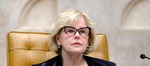 Rosa Weber encaminha à PGR notícia-crime contra Bolsonaro ( Rosinei Coutinho/STF)