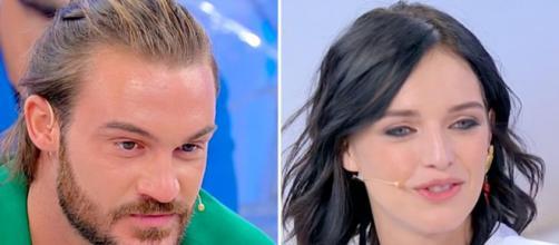 Uomini e donne, Jessica sbotta ancora contro l'ex Davide: 'Ho proprio scampato una fogna'.