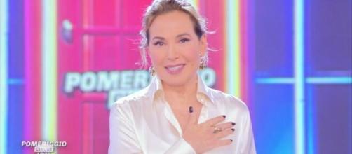 Barbara d'Urso frena la carriera televisiva per amore?.
