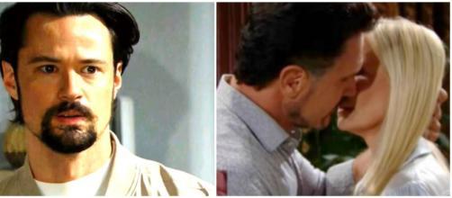 Beautiful, trame al 12 giugno: Thomas scompare nel nulla, Bill ripensa al bacio con Brooke.