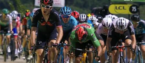 Geraint Thomas vince la quinta tappa del Giro del Delfinato.