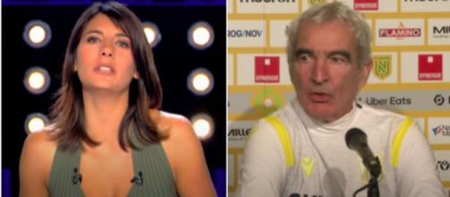 Le conseil de Raymond Domenech sur les tireurs de penalty en équipe de France ne passent pas - Photo captures d'écran vidéo YouTube