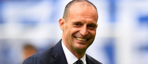 Massimiliano Allegri, nuovo tecnico della Juventus.