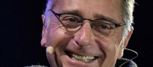 Paolo Bonolis, presentatore televisivo.