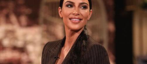 Kim Kardashian pronta per l'estate.