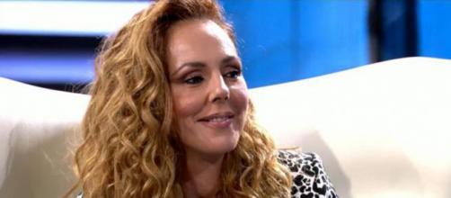 Rocío Carrasco en el reportaje final de la docuserie de la que fue protagonista. (Telecinco)