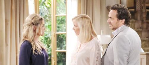 Beautiful: Brooke si rende conto che Ridge è partito insieme a Shauna.