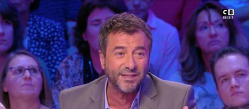 Bernard Montiel de TPMP s'exprime au sujet de Éric Zemmour. Source : capture d'écran C8