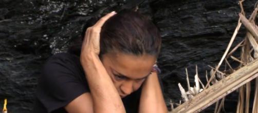 Después de casi tres meses Olga Moreno estaría llegando a su límite psicológico - (Telecinco)