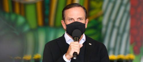 Doria lança SP Acolhe para quem perdeu parentes na pandemia (Divulgação/Governo do Estado de SP)