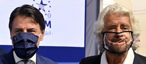 Grillo rompe con Conte: 'Non ha visione politica né capacità manageriali'.