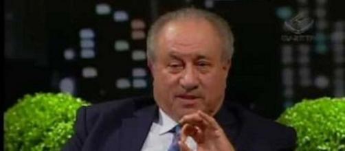 Sérgio D'Antino é produtor teatral e advogado (Reprodução/YouTube)