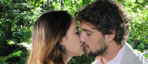 Ana e Rodrigo em 'A Vida da Gente' (Reprodução/TV Globo)