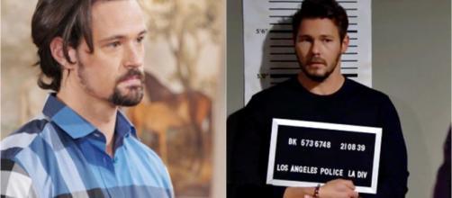 Beautiful, trame Usa: Thomas perde il controllo appreso che Liam ha ucciso Vinny.