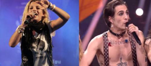 Eurovision, polemica di Emma: 'Io criticata per degli shorts, Damiano a torso nudo no'.