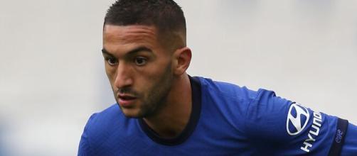 Hakim Ziyech, attaccante del Chelsea.