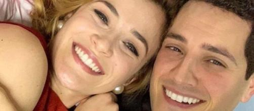 In foto Gabriella Rossi e Salvatore Amato.