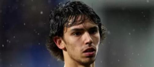 Joao Felix, punta dell'Atletico Madrid.