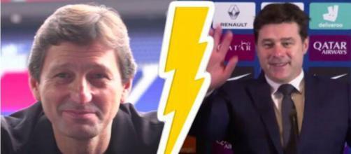 Les raisons du clash entre Leonardo et Pochettino - Photos captures d'écran vidéo YouTube