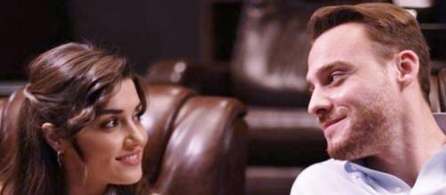 Love is in the air, anticipazioni: Aydan spera che Selin possa tornare con Serkan.
