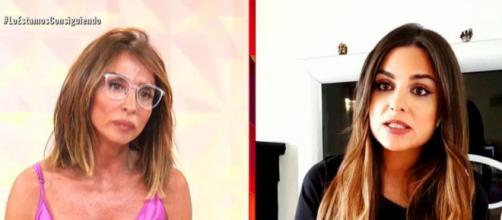 María Patiño al límite con Alexia Rivas (Telecinco)