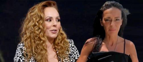 Rocío Carrasco y Olga Moreno, enfrentadas (Telecinco)