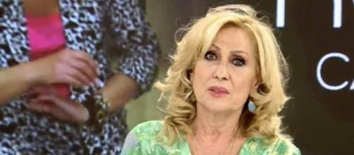 Rosa Benito en 'Ya es mediodía' (Telecinco)