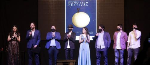Un'immagine tratta dal festival di cortometraggi Nano Film Festival a Napoli. Foto di Ivan Nocera.