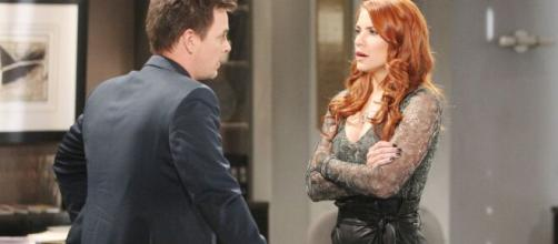 Beautiful, anticipazioni: Wyatt scopre che Sally ha mentito sulla malattia.