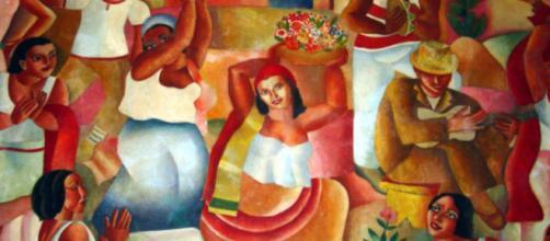 """Conhecido como o """"Pintor das Mulatas"""", Emiliano Di Cavalcanti ganha exposição em São Paulo (Arquivo Blasting News)"""