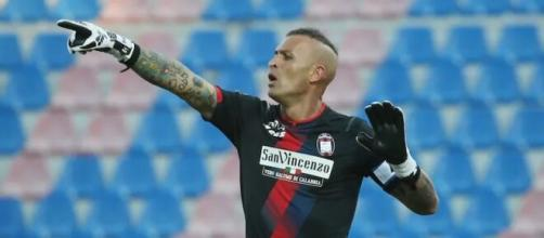 Crotone, Cordaz potrebbe ritornare all'Inter.