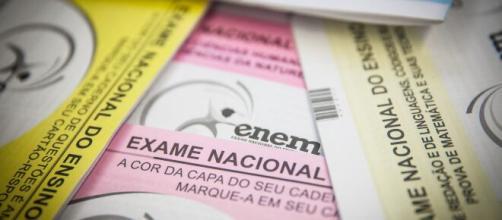 Digital ou impressa provas do Enem serão em novembro (Agência Brasil)