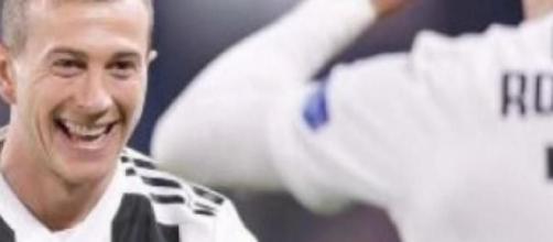 Federico Bernardeschi, centrocampista della Juventus.
