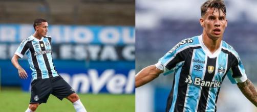 Grêmio quer permanência de Bobsin e Ferreira. (Arquivo Blasting News)