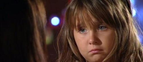 Júlia em 'A Vida da Gente'. (Reprodução/TV Globo)